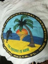 懐かしのコンベンションTシャツパーソナルトレーナー江口画像